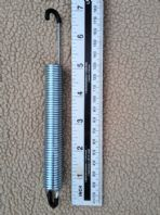 R10 7 inch tension springs (sold as a pair)